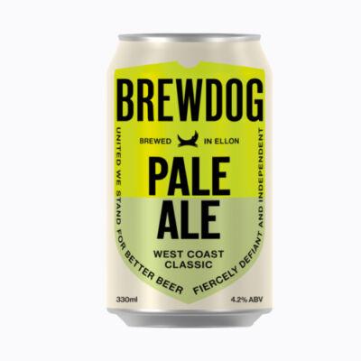 BrewDog Pale Ale (4.2%, 330ml)