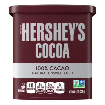 Hershey's Cocoa 100% Cacao Natural Unsweetened [USA] 226g