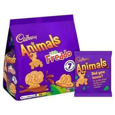 Cadbury Animals Mini 139g
