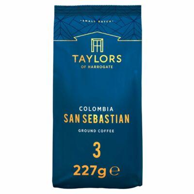 Taylors Colombia San Sebastian Ground Coffee (őrölt kávé)  227g