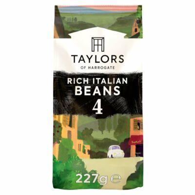 Taylors of Harrogate Rich Italian Coffee Beans (szemes kávé) 227g