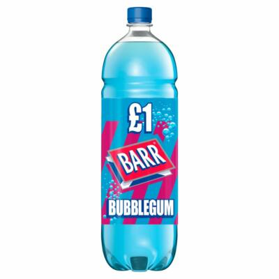 Barr Bubblegum 2 liter