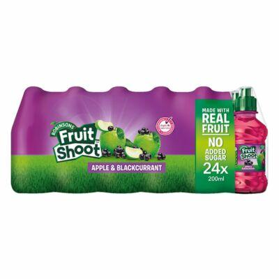 Robinsons Fruit Shoot Apple& Blackcurrant NAS 24x200ml