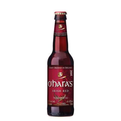 O'Hara's - Irish Red Ale  (4.3%, 330ml, palackos)