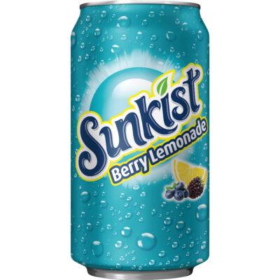 Sunkist Berry Lemonade [USA] 355ml