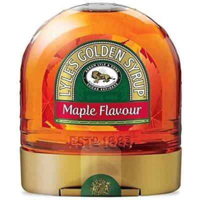 Lyle's Maple Flavour Golden Syrup 340g
