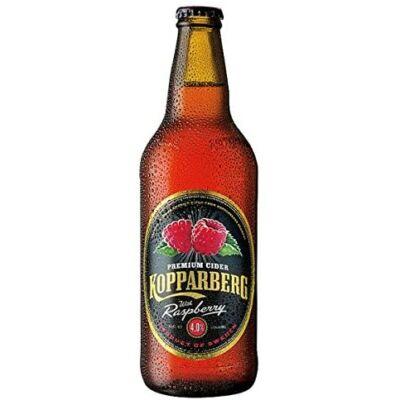 Kopparberg Premium Cider with Raspberry 500ml