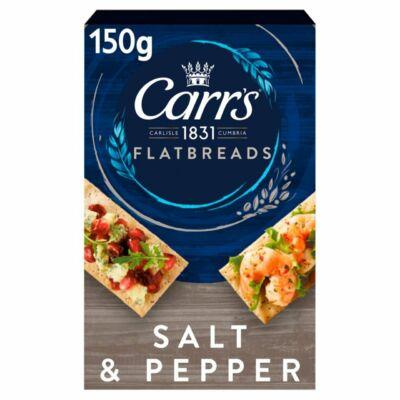 Carrs Flatbread Salt & Pepper 150g