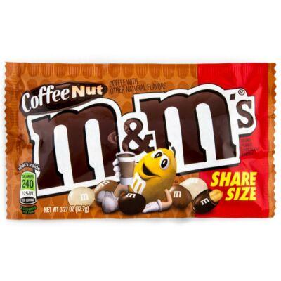 M&M's  Coffee Nut Share Size [USA] 92g