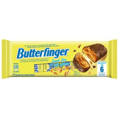 Butterfinger Fun Size 6-Pack [USA] 111g