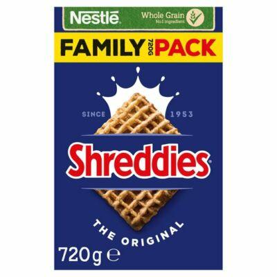 Nestle Shreddies Big Family Pack 720g
