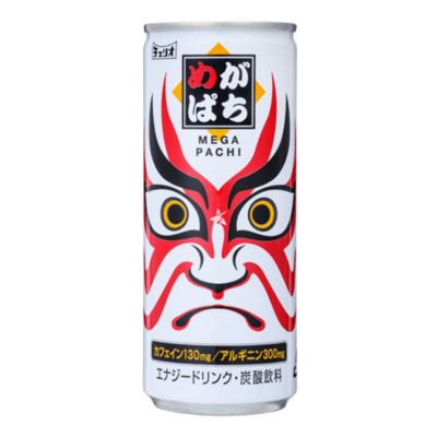 Cheerio Megapachi Energy Drink [JPN] 250ml