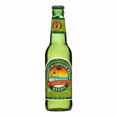 Reed's Premium Ginger Brew Ginger Ale 355ml