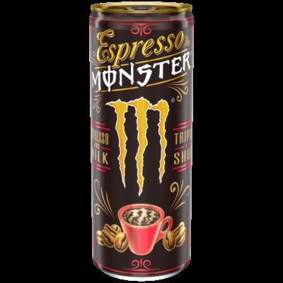 Monster Espresso & Milk Energy Coffee (UK) PM1.99 250ml