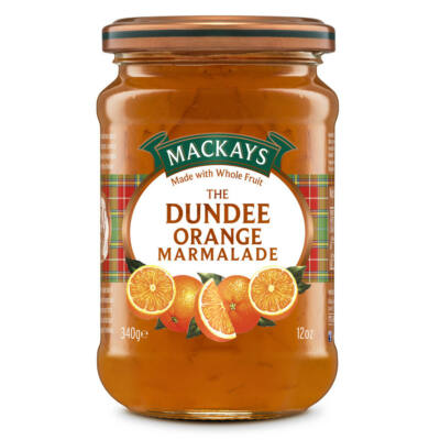 Mackays Dundee Orange Marmalade 340g