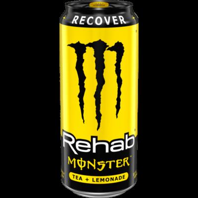 Monster Recover Lemonade [USA] 458ml