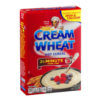 Cream Of Wheat, 2 1/2 Minute Hot Cereal [USA] 340g