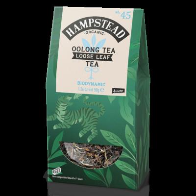 Hampstead Organic Oolong Tea 50g