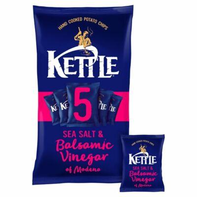 Kettle Chips - Sea Salt & Balsamic Vinegar Multipack 5x30g