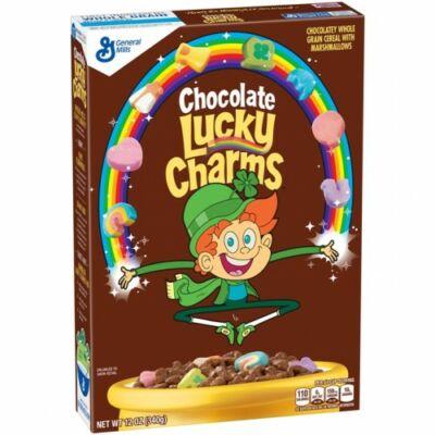 Lucky Charms Chocolate Cereal [USA] 340g