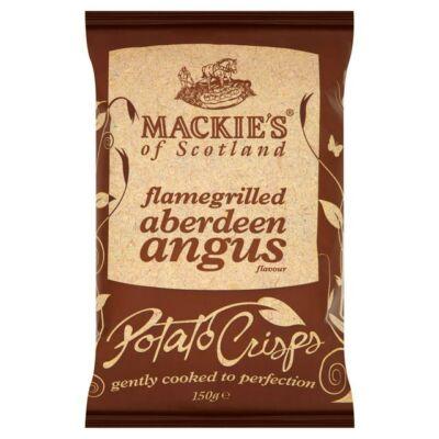 Mackie's Flamegrilled Aberdeen Angus Crisps 150g
