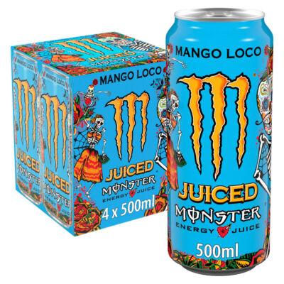 Monster Mango Loco 4x500ml