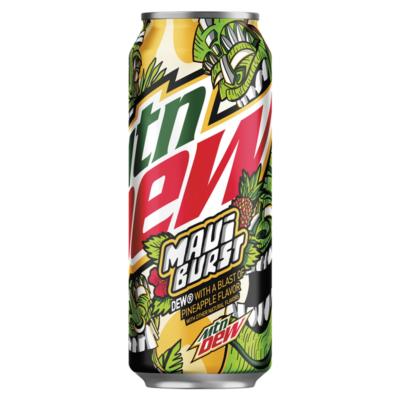Mtn Dew Limited Edition Maui Burst [USA] (473ml)