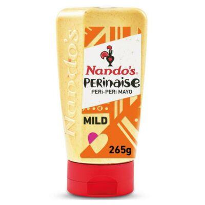 Nando's Perinaise Peri-Peri Mayonnaise Mild 265g