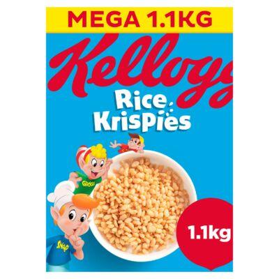 Kellogg's Rice Krispies Mega Pack 1.1kg