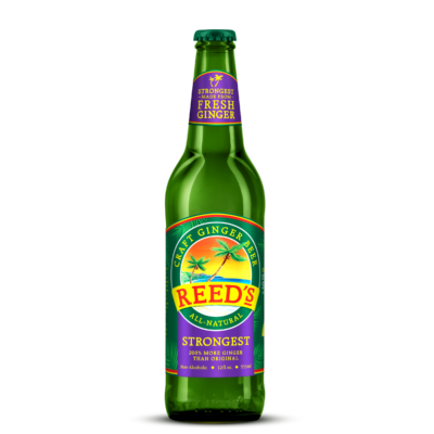 Reed's Strongest Ginger Beer 355ml