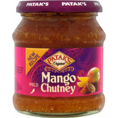 Patak's Mild Mango Chutney 340g