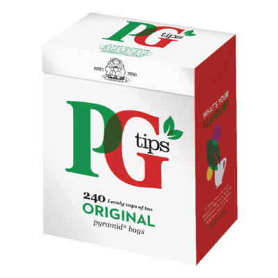 PG Tips Tea - 240 db filter