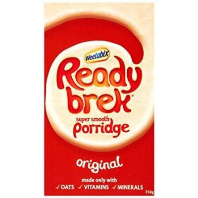 Weetabix Ready Brek 250g - Super smooth porridge