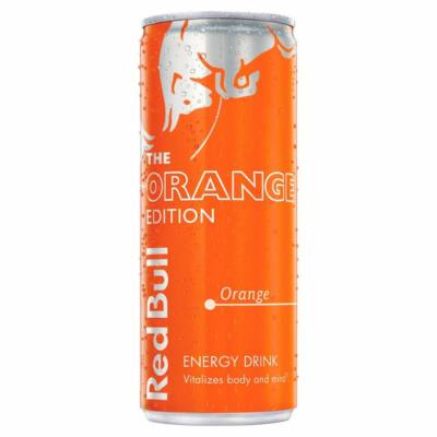 Red Bull Orange PM1.29 250ml
