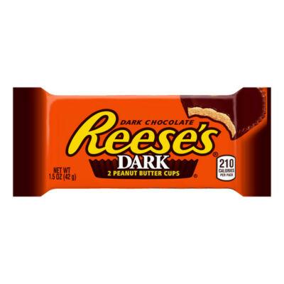 Hersheys REESE'S Dark Peanut Butter Cups 39g - étcsokoládés Reese's