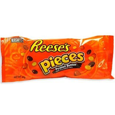 Hersheys Reeses Pieces 43g