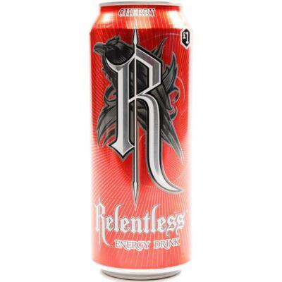 Relentless Cherry £1PM 500ml