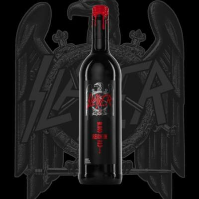 Slayer Reign in Blood Red Cabernet Sauvignon