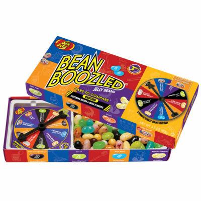 Jelly Belly Bean Boozled Spinner Gift Box (Válogatás pörgetős játékkal) 99g