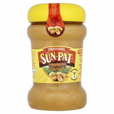 Sunpat Crunchy Peanut Butter - Mogyoróvaj 340g