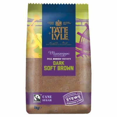 Tate & Lyle Fairtrade Dark Brown Sugar 500g