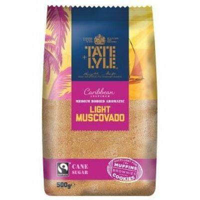Tate & Lyle Light Muscovado 500g