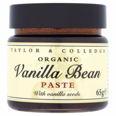 Taylor & Colledge Vanilla Bean Paste 65g