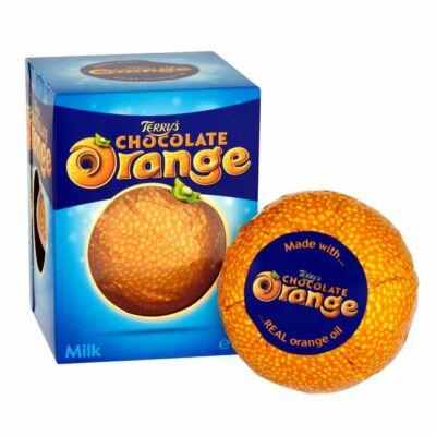 Terrys Choc Orange Milk - Narancsízû csokoládégolyó 157g