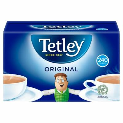 Tetley Tea 240 db filter