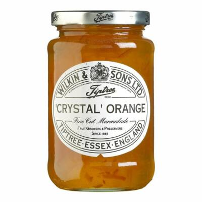 Tiptree Crystal Orange - Fine Cut Marmalade 340g