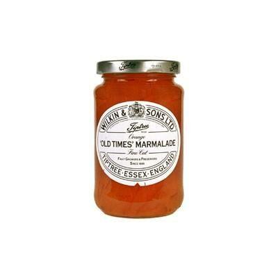 Tiptree Old Times Marmalade (Tiptree Régi Idġk Narancslekvárja)