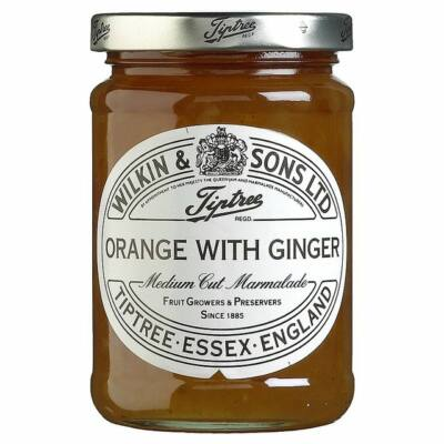 Tiptree Orange & Ginger Marmalade 340g