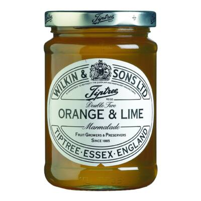 Tiptree Double Two Orange & Lime Marmalade 340g