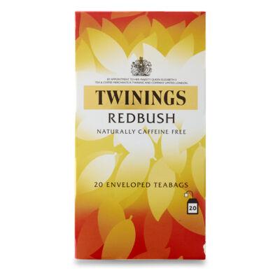 Twinings Redbush (Rooibos) Tea 20 db borítékolt filter